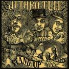 JETHRO TULL Stand Up BANNER Huge 4X4 Ft Fabric Poster Tapestry Flag Print album cover art