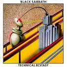 BLACK SABBATH Technical Ecstasy BANNER Huge 4X4 Ft Fabric Poster Tapestry Flag Print album cover art