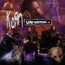 KORN MTV Unplugged BANNER Huge 4X4 Ft Fabric Poster Tapestry Flag Print album cover art