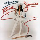 RICK JAMES Fire it Up BANNER Huge 4X4 Ft Fabric Poster Tapestry Flag Print album cover art