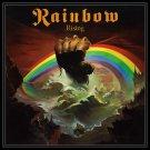 RAINBOW Rising BANNER Huge 4X4 Ft Fabric Poster Tapestry Flag Print album cover art