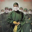 RAINBOW Difficult to Cure BANNER Huge 4X4 Ft Fabric Poster Tapestry Flag Print album cover art