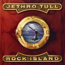JETHRO TULL Rock Island BANNER Huge 4X4 Ft Fabric Poster Tapestry Flag Print album cover art