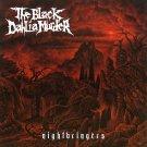 BLACK DAHLIA MURDER Nightbringers BANNER Huge 4X4 Ft Fabric Poster Tapestry Flag album cover art