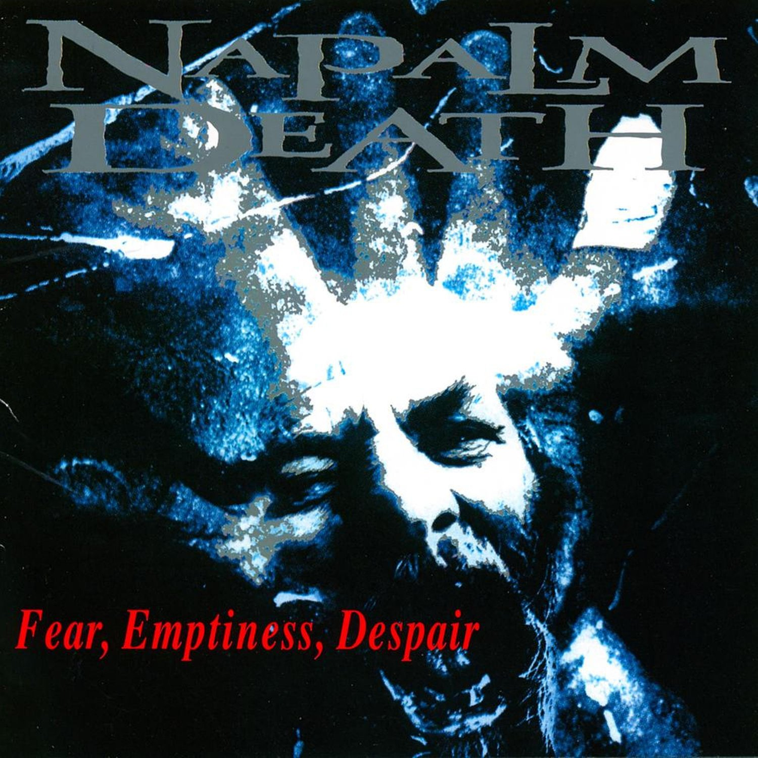 NAPALM DEATH Fear Emtiness Despair BANNER Huge 4X4 Ft Fabric Poster Tapestry Flag album cover art