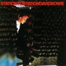 DAVID BOWIE Station to Station BANNER Huge 4X4 Ft Fabric Poster Tapestry Flag Print album cover art