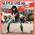 RICK JAMES Super Freak BANNER Huge 4X4 Ft Fabric Poster Tapestry Flag Print album cover art