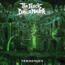 BLACK DAHLIA MURDER Verminous BANNER Huge 4X4 Ft Fabric Poster Tapestry Flag Print album cover art