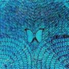 SANTANA Borboletta BANNER HUGE 4X4 Ft Fabric Poster Tapestry Flag cover art