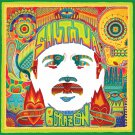 SANTANA Corazon BANNER HUGE 4X4 Ft Fabric Poster Tapestry Flag cover art