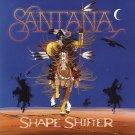 SANTANA Shape Shifter BANNER HUGE 4X4 Ft Fabric Poster Tapestry Flag cover art