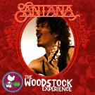 SANTANA The Woodstock Experience BANNER HUGE 4X4 Ft Fabric Poster Tapestry Flag cover art