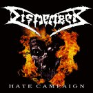 DISMEMBER Hate Campaign BANNER Huge 4X4 Ft Fabric Poster Tapestry Flag Print album cover art