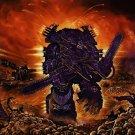 DISMEMBER Massive Killing Capacity BANNER Huge 4X4 Ft Fabric Poster Tapestry Flag album cover art