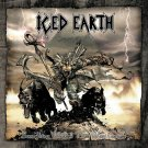 ICED EARTH Something Wicked This Way Comes BANNER Huge 4X4 Ft Fabric Poster Tapestry Flag album art