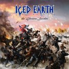 ICED EARTH The Glorious Burden BANNER Huge 4X4 Ft Fabric Poster Tapestry Flag Print album cover art