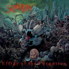 SUFFOCATION Effigy of The Forgotten BANNER Huge 4X4 Ft Fabric Poster Tapestry Flag album cover art