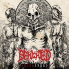 BENIGHTED Necrobreed BANNER Huge 4X4 Ft Fabric Poster Tapestry Flag Print album cover art