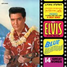 ELVIS PRESLEY Blue Hawaii BANNER Huge 4X4 Ft Fabric Poster Tapestry Flag Print album cover art