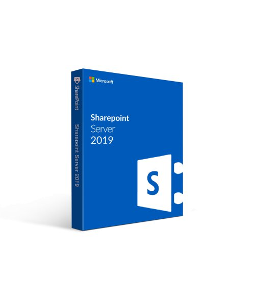 Microsoft SharePoint Server 2019 Enterprise - 1 Server License with 10 Users CAL