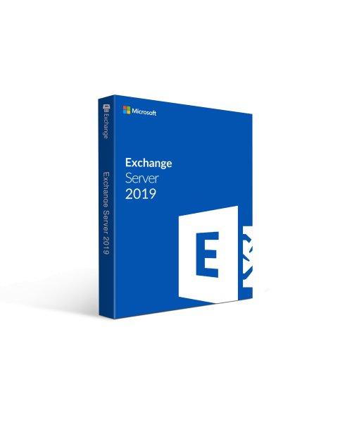 Microsoft Exchange Server 2019 Enterprise - 1 Server License with 25 Devices CAL