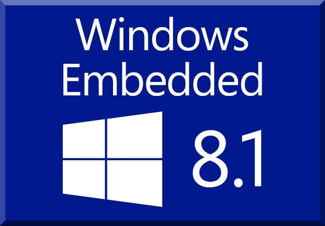 Microsoft Windows Embedded 8.1 Industry Pro - 1 PC