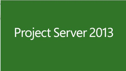 Microsoft Project Server 2013 - 1 Server License with 5 Users CAL