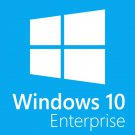 Microsoft Windows 10 Enterprise - 1 PC