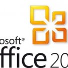 Microsoft Office 2010 Professional Plus - 1 PC