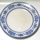 Burgess & Leigh Dinner Plate #1 LEIGHTON semi-porcelain ENGLAND middleport Pottery Burslem