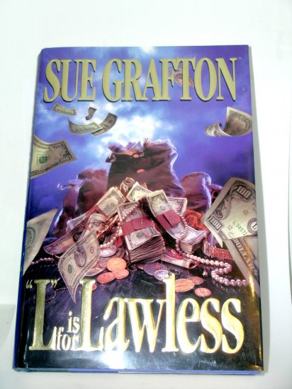 FIRST EDITION L Is For Lawless Sue Grafton