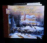 I'll Be Home for Christmas : Lighted Path Collection; by Thomas Kinkade;