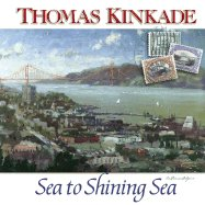 Sea to Shining Sea : Lighted Path Collection; by Thomas Kinkade;