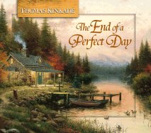 The End of a Perfect Day : Lighted Path Collection; by Thomas Kinkade;