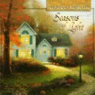 Seasons of Light : Lighted Path Collection; by Thomas Kinkade;