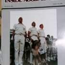 Jackie Sherrill RC Slocum Texas A&M Football Inside Aggie Sports October 16, 1982 Vol IX, No. XIII