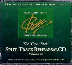 """Maranatha! Music PRAISE HYMNS AND CHORUSES  """"Green Book"""" Praise Band Charts and Arrangements"""