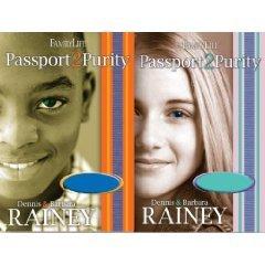 Passport 2 Purity Book CD set Dennis & Barbara Rainey