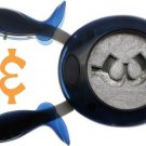 Fiskars Squeeze Punch 'Conjunction Junction' '&' [ampersand] Extra Large crafts # 12-7328
