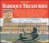 The Four Seasons and Other Baroque Treasures 10 CD Box Set