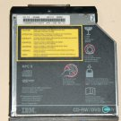 Genuine IBM ThinkPad CD/RW & DVD drive Rev.101 UltraBay 2000 OEM FRU: 08K9868 PN;08K9867