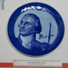 George Washington plate Marmot China Germany porcelain President Series Plate
