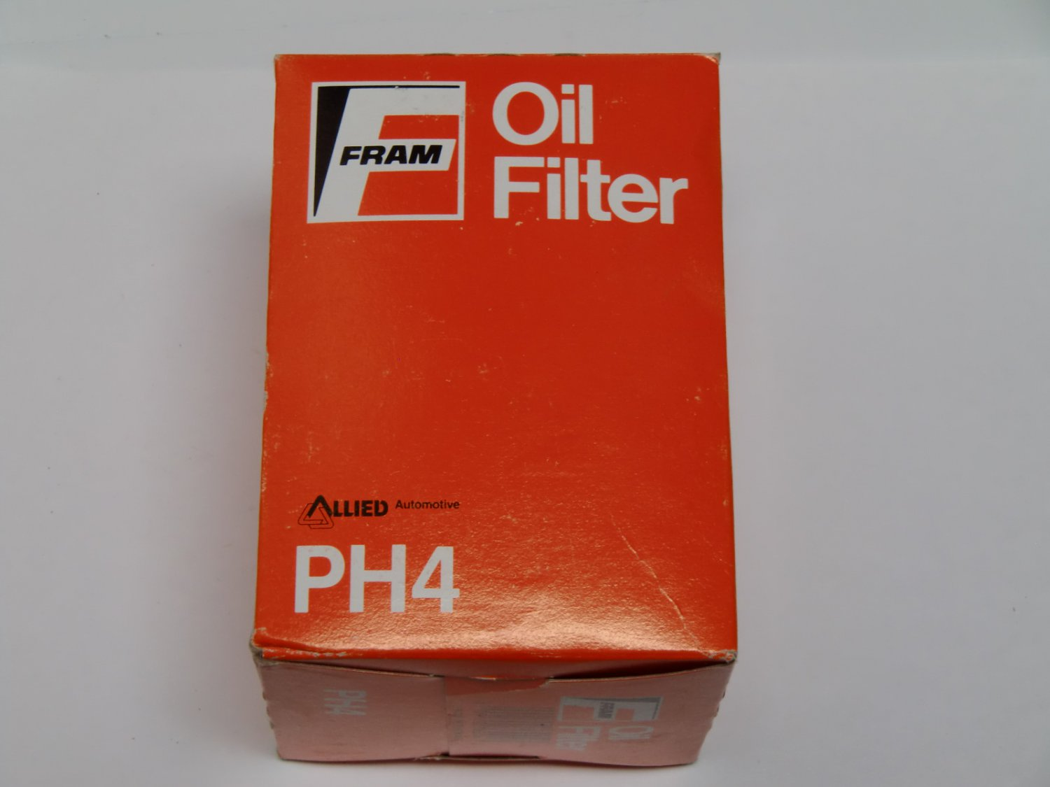 NOS Fram PH4 Oil Filter by Allied 5575425 1960 Chevrolet Corvair, model 700, 6 cyl., 4 dr