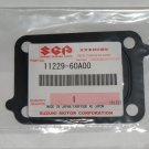 Genuine OEM Suzuki Sidekick 11229-60A00 engine Blocking Plate Gasket metal