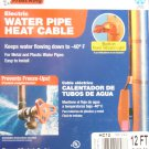 Thermwell Frost King HC12 Electric Water Pipe Heat Tape 12 Feet Heating Cable