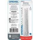 Brand New Dremel Multi-Flex Saw blades, Flat 2615M722AA MM722 080596031572
