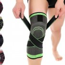 Breathable Bandage Knee Brace Knee Support Professional Protective Sports Strap