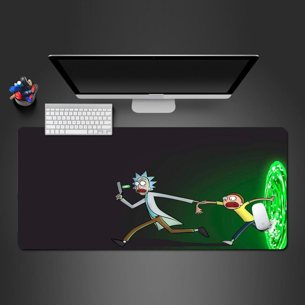 Rick And Morty 600X300X2MM Mouse Pad