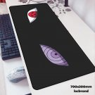 Naruto Rubber 700X300X2MM Mouse Pad