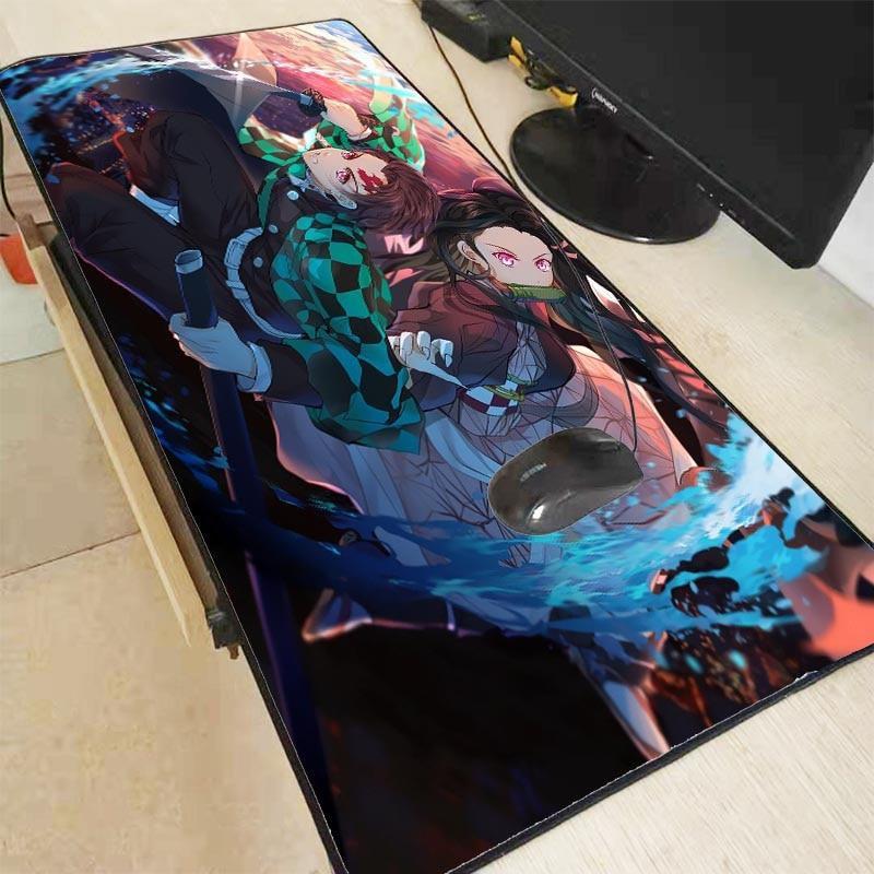 Anime Demon Slayer Kimetsu No Yaiba 400X800X3MM Mouse Pad